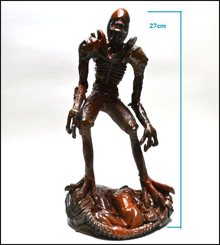 Neca игрушки Chestbuster кукла AVP : чужой против хищника иностранец фигурку смолы Figurine27cm / 10.5 дюймов
