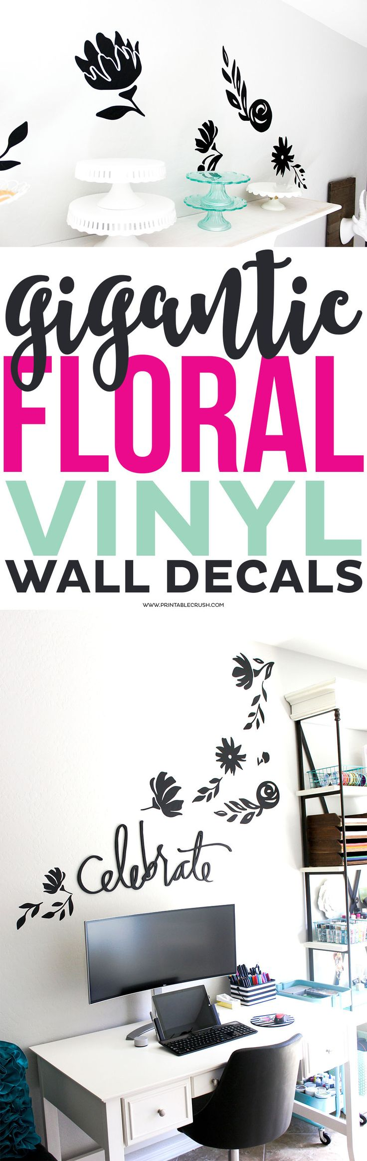 81 best Decorate your walls with vinyl images on Pinterest Kids