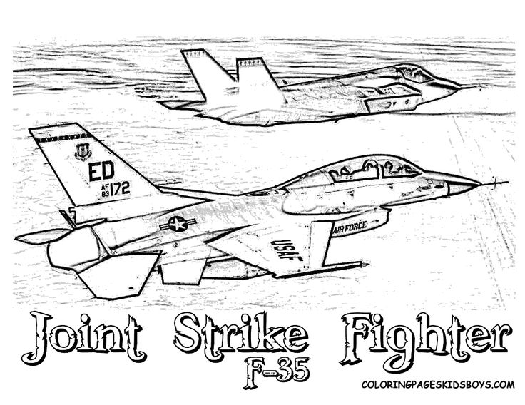 f 35 coloring pages