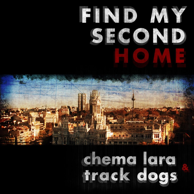 Find my second home - CD cover design.  find-my-second-ho...  #findmysecondhome