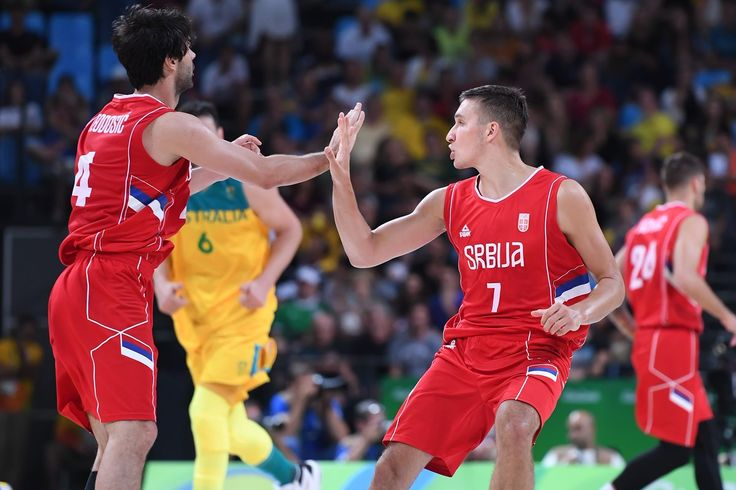 🇷🇸Serbia No. 3 in 2016 FIBA World Ranking Men; big jumps for 🇳🇬 🇻🇪 ➡http://bit.ly/RankingMen