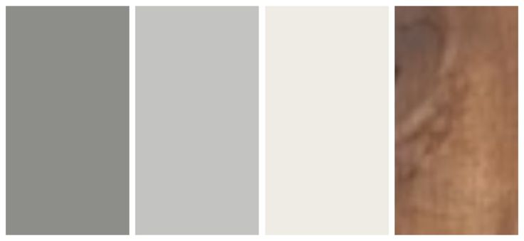 Wicker & Stitch: Colour Scheme: Grey, White & Wood
