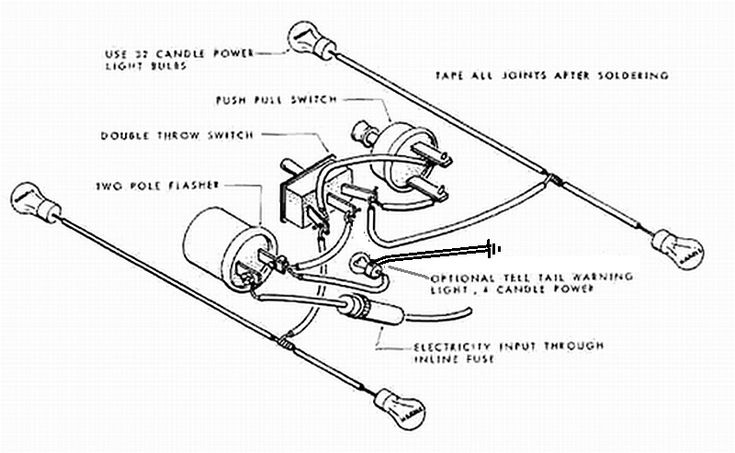 13 best motorcycle ideas, wiring, etc images on pinterest ... 6 volt turn signal wiring diagram yankee turn signal wiring diagram #13