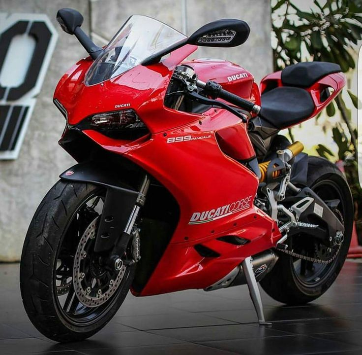 Exceptional Ducati 899 Panigale