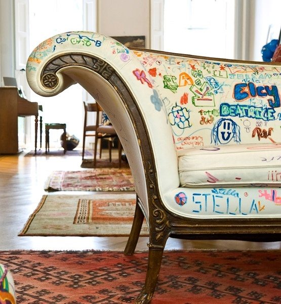 Wacky home accents that work - Drawing Board   Gallery   Glo