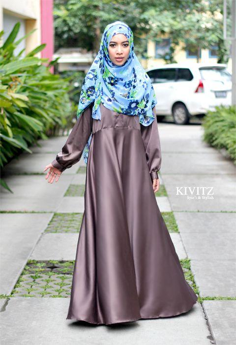 Abaya Satin