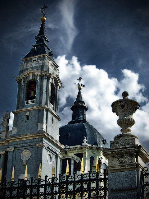 Madrid, Catedral de La Almudena Spain