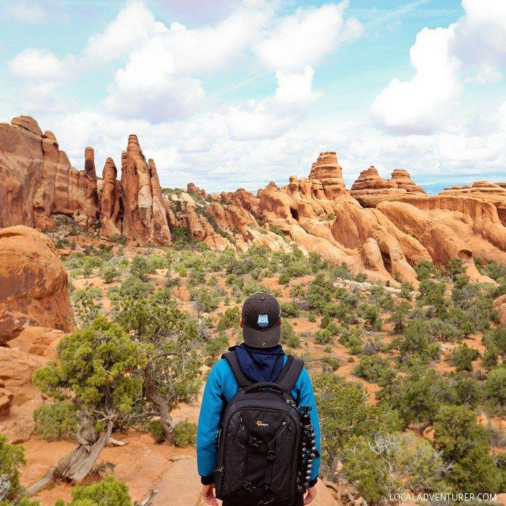 Photo Guide: Devils Garden Hike in Arches National Park // localadventurer.com