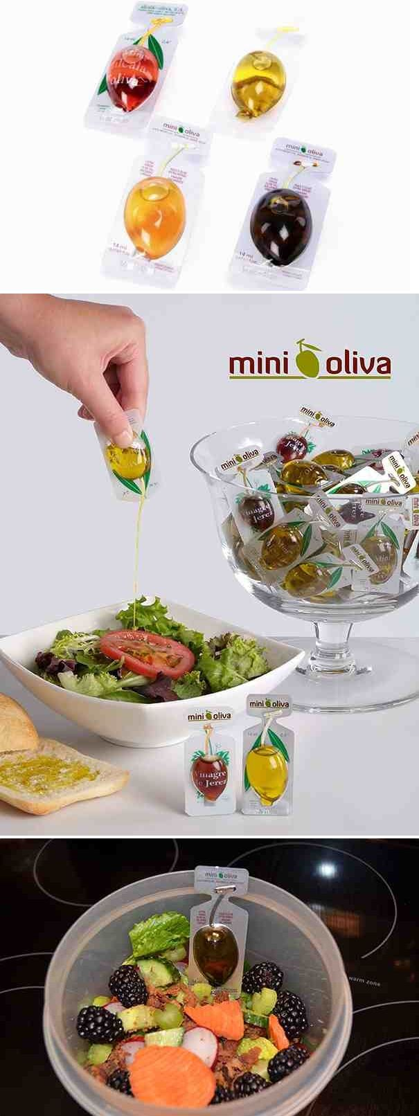 I think these are cool. I could see food places giving these out with salads. :)