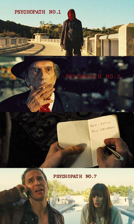 Seven Psychopaths, 2012 (dir. Martin McDonagh) By TobWaylan