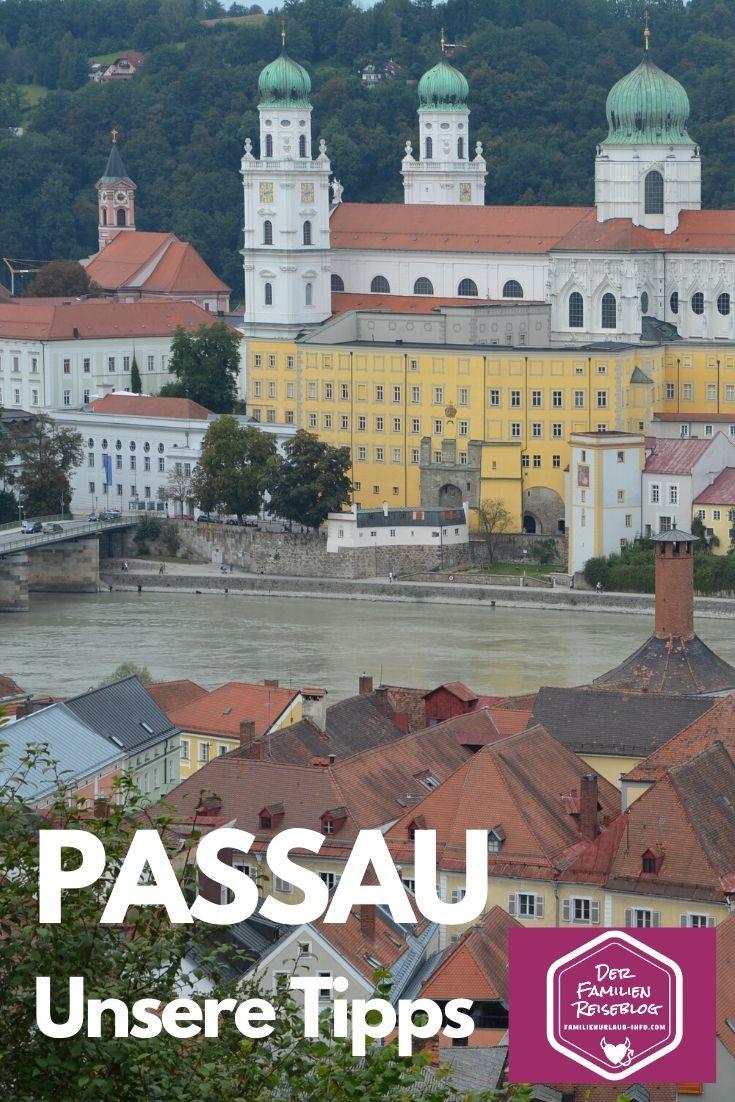 Passau Mit Kindern Ausflug Passau Familien Urlaub