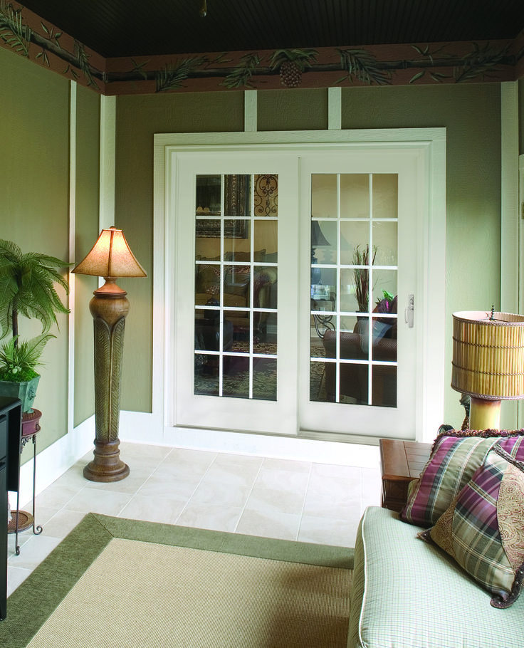 Window World Sliding Patio Doors Smooth-Star & 7 best Sliding Patio Doors images on Pinterest | French doors ... pezcame.com
