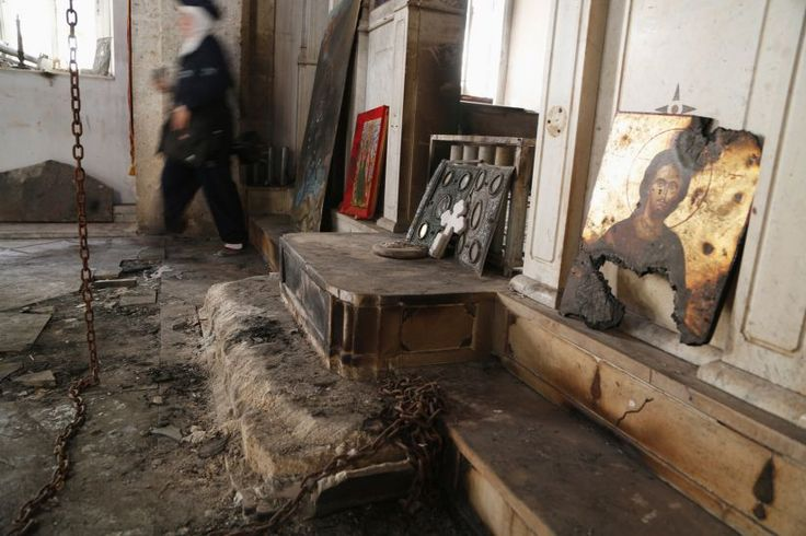ISIS assault on Christianity