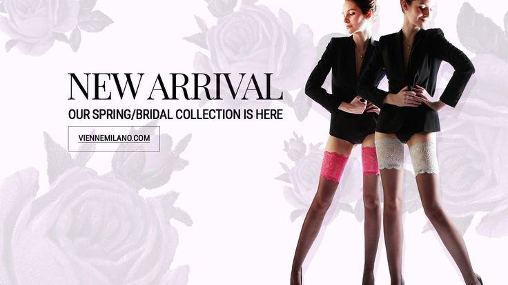 Italian hosiery: new hold ups and stay up collection