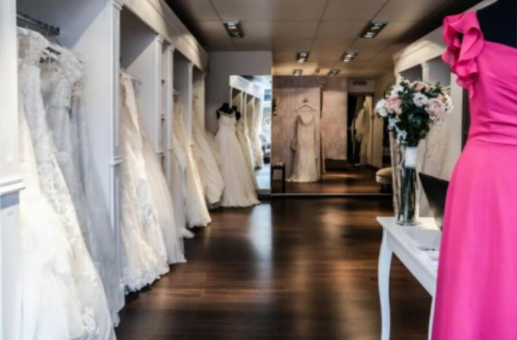 A sneak preview of our boutique in 2015. Picture taken by Pritchard & Moore Photography
