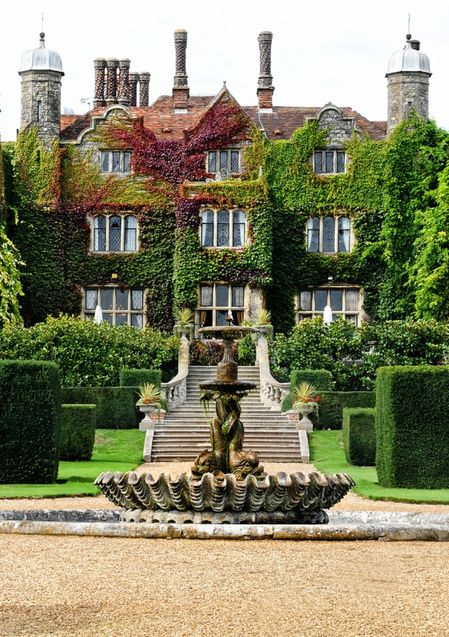 The 4* Eastwell Manor, Kent. #RePin by AT Social Media Marketing - Pinterest Marketing Specialists ATSocialMedia.co.uk