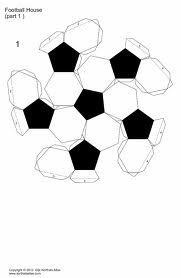 bouwplaat voetbal surprise