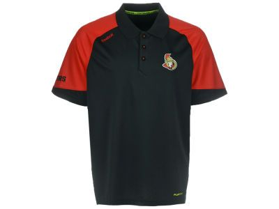 Ottawa Senators Reebok NHL Men's CN Polo Shirt