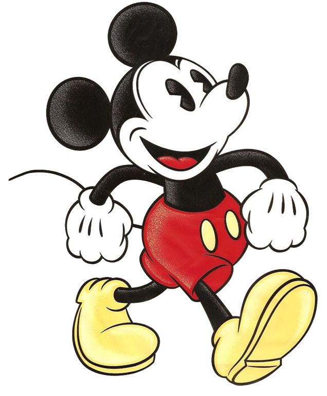 Vintage Mickey Mouse Clipart - Google Search | Disney Prep ...