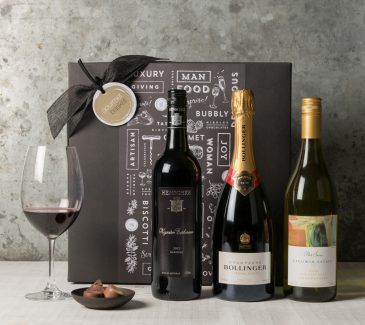 Executive Wine Trio. Premium Gift Hampers from Gourmet Basket