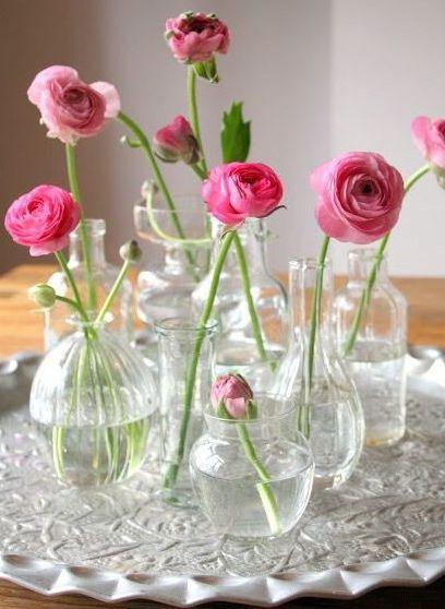 Je mag nog zo flink schoonmaken, je huis wordt pas een fijne thuis met prachtige bloemen en enkele goedgeplaatste plantjes! Wij verzamelden inspiratie.
