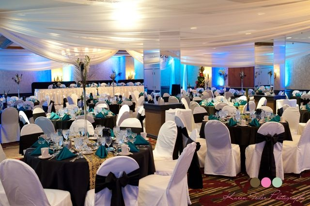 Chocolate And Teal Wedding Reception: 119 Best Images About Teal Weddings On Pinterest