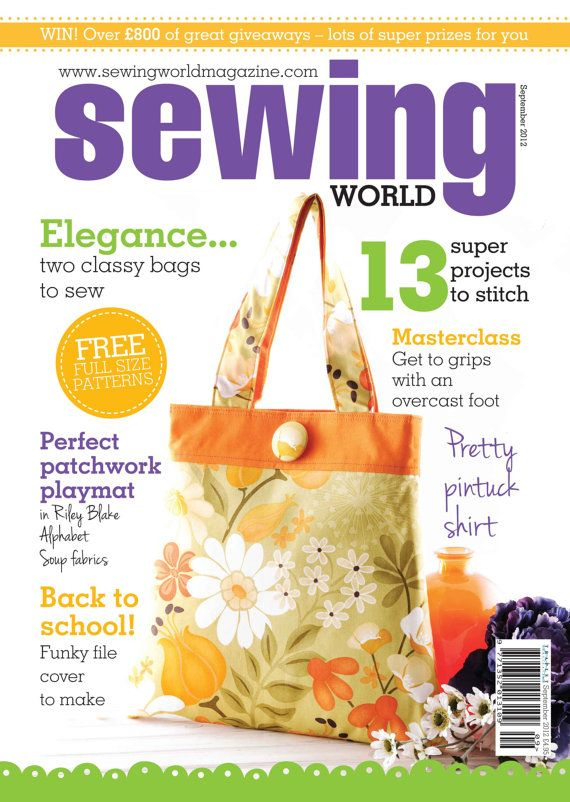 Elegance Tote Bag PDF Sewing Pattern by Susie D Designs  #sewandsell #sewing