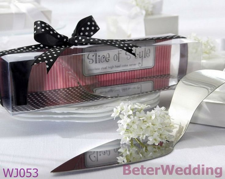 "Wedding Decoration wholesale WJ053 ""Slice of Style"" Stainless Steel High Heel Cake Server Wedding Gift, party Souvenir http://www.aliexpress.com/store/512567   #weddingfavors, #babyshowerfavors, #Thank you gifts #weddingdecoration #jars #weddinggifts #birthdaygift #valentinesgifts #partygifts #partyfavors #novelties #Souvenirs #BeterWedding"