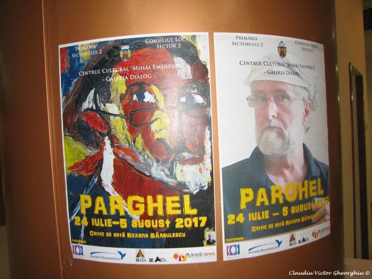 Galeria Dialog: Virgiliu Parghel- expozitie de pictură