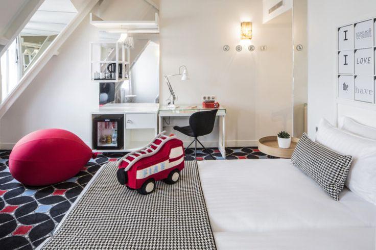 Путешествие в детство: отель Joke в Париже