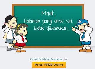alamat ppdb bekasi