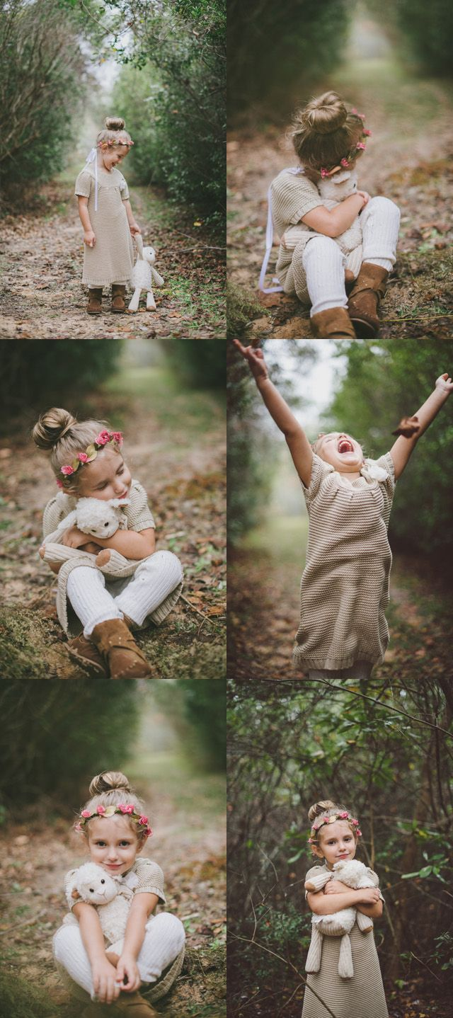 'In one month, she will be four. I am celebrating these last few weeks of her being just three. This shoot is just that, this little one being entirely herself. Time is going by too fast! This sassy little one is Chloe, and she is everything about me that I love most. She is mine. It only seemed