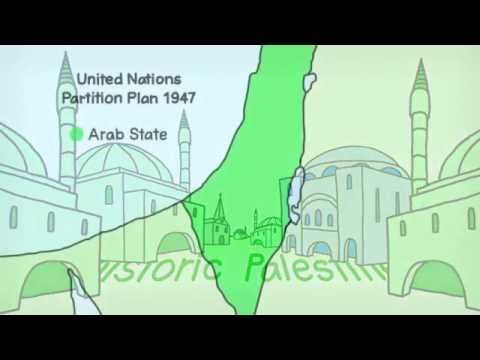 Israel and Palestine 2014: War Explained! www.courseworld.org