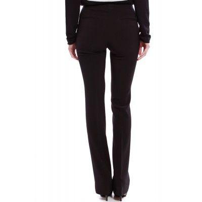 By Malene Birger - Belinda Trousers Black - Kotyr.com