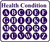 List of deficiencies according to fingernail health