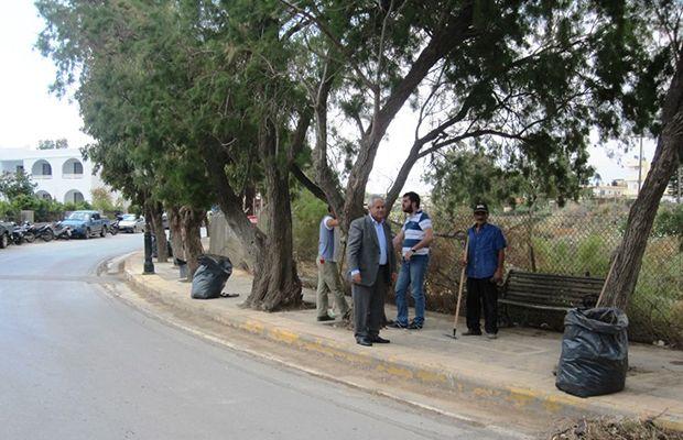 Επιχείρηση «Καθαρή Αμμουδάρα» για πολίτες και Αρχές