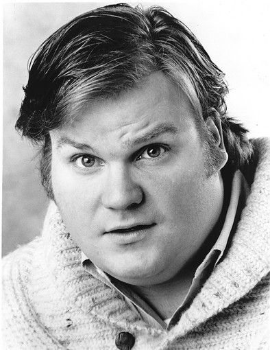 Chris Farley  ( Courtesy of Second City )  Year: 1989  Location: Chicago Mainstage.
