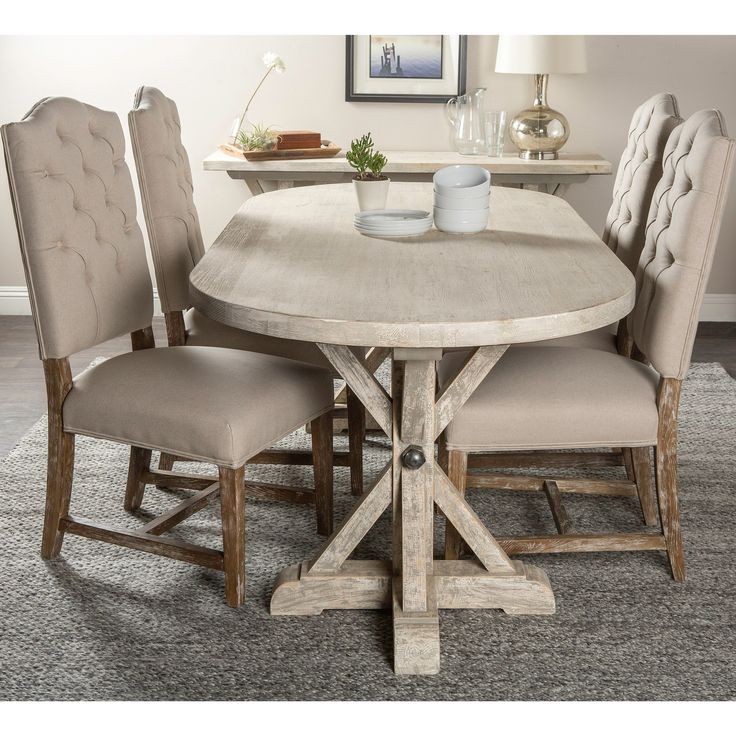 Oval Dining Room Table: 18 Best Basement Table And Chairs Images On Pinterest