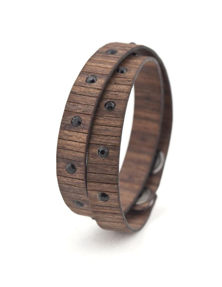 BAD CHIC NOCE NAZIONALE #bracelet #fashion #woodbracelet #wood #design #madeinitaly