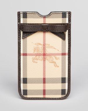 Original Burberry Iphone 5 Case