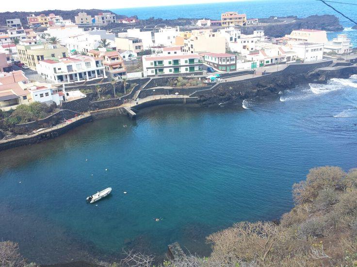 El Tamaduste, El Hierro, Islas Canarias, Canary island.