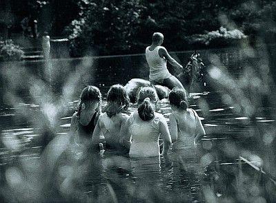 Floating of Horse | photographs | Jan Saudek & Sarah Saudek