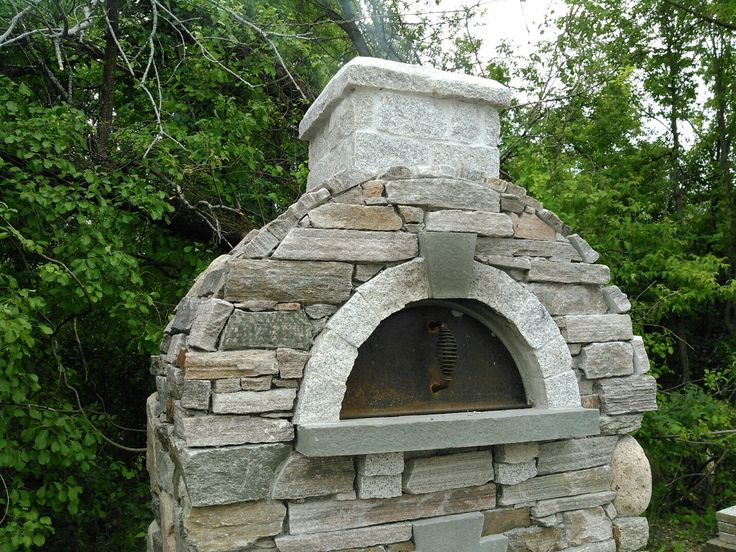 27 best images about pizza ovens on pinterest - Outdoor stone ovens ...