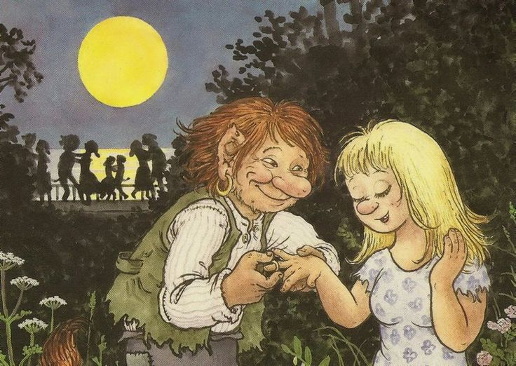 "Rolf Jonas Lidberg - Troll-folovelse "" ( N ), "" Troll-lovning "" ( S )"