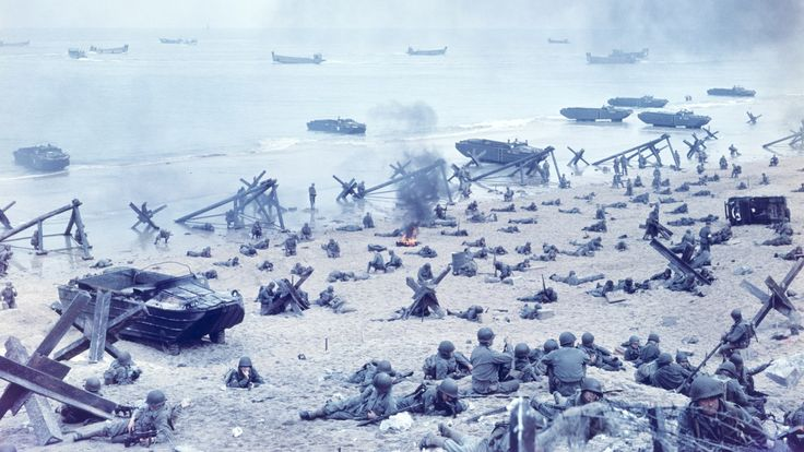 Remembering June 6th 1944 D-Day   Cactusthorns