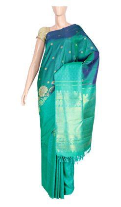 Pure Kanchi Handloom Silk Saree