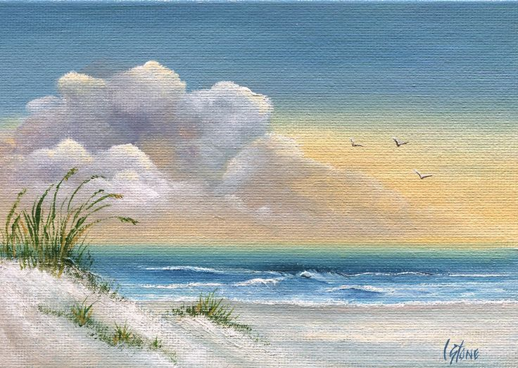 Watercolor tutorial seascapes | http://www.bylydia.net/art/the-bay/