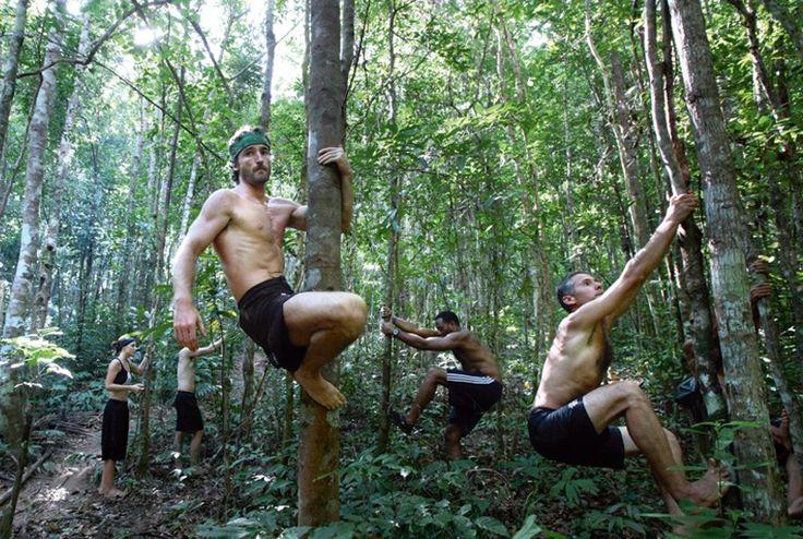 Faire du sport comme nos ancêtres avec le paléo-fitness