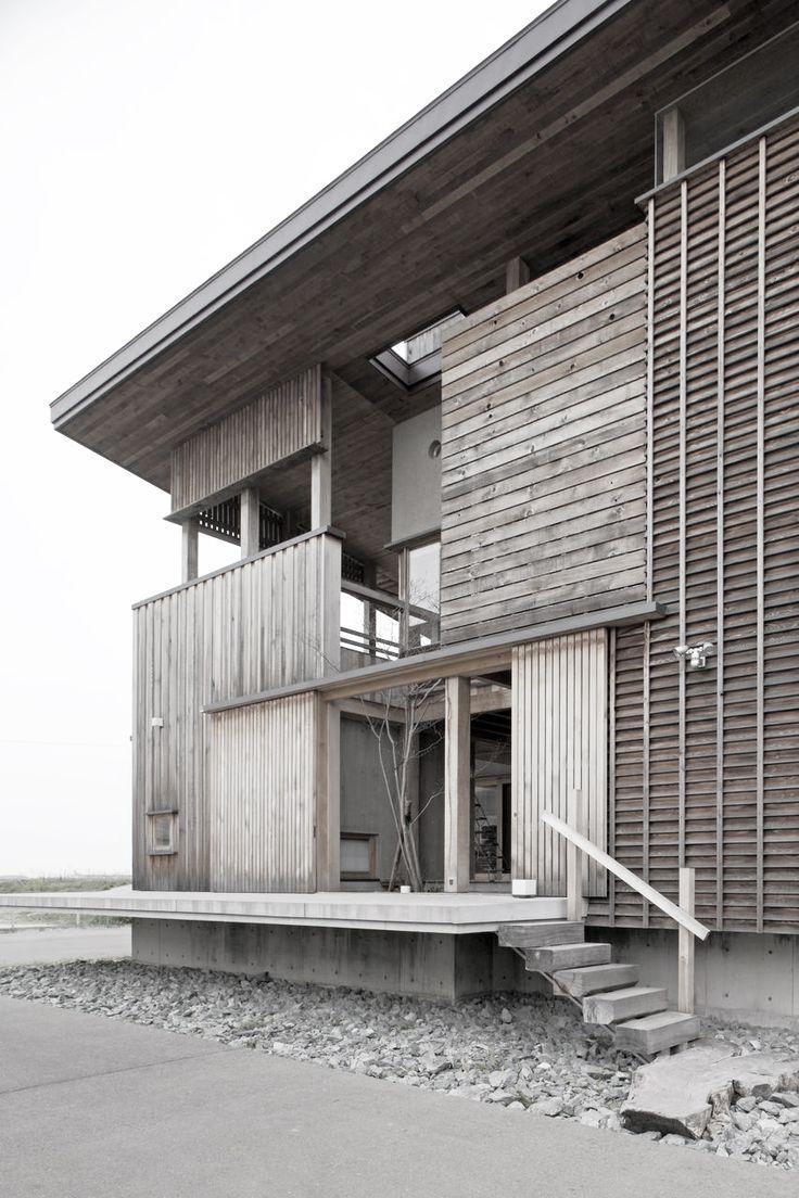 House In Okawa / Yoshiji Takehara + Moo Architect Workshop