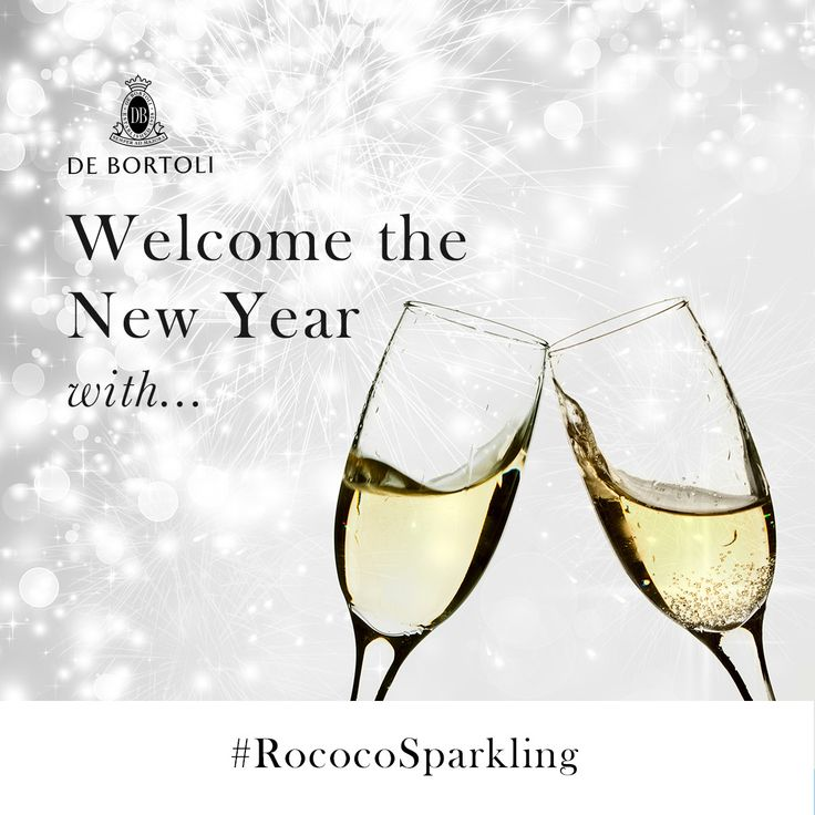 De Bortoli Wines: The countdown is on to New Year's Eve! How are you celebrating? Whatever your plans are, keep the fridge stocked with #RococoSparkling, so you can welcome 2015 in style.  www.debortoli.com.au/rococo